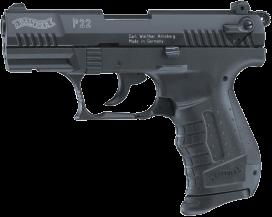 Walther P22 brüniert Waffenstube Thalkirchen München Bayern Deutschland