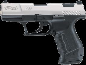 Gaswaffe Pistole Walther P99 Bicolor Waffenstube Thalkirchen München Bayern Deutschland