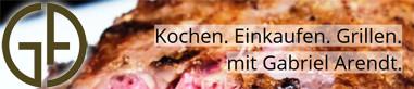Wildkoch Gabriel Arendt als Partner der Waffenstube Thalkirchen München Bayern Deutschland