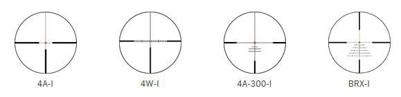 Absehen 4A-I, 4W-I, 4A-300-I und BRX-I Zielfernrohr Swarovski Z8i 2-16x50 P L Waffenstube Thalkirchen München Bayern Deutschland