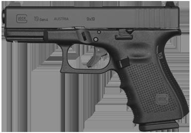 Kurzwaffe Pistole Glock 19 Gen 4 Waffenstube Thalkirchen München Bayern Deutschland