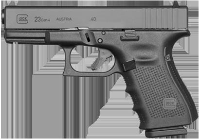 Kurzwaffe Pistole Glock 23 Gen 4 Waffenstube Thalkirchen München Bayern Deutschland