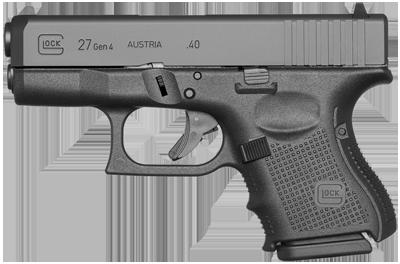 Kurzwaffe Pistole Glock 27 Gen 4 Waffenstube Thalkirchen München Bayern Deutschland