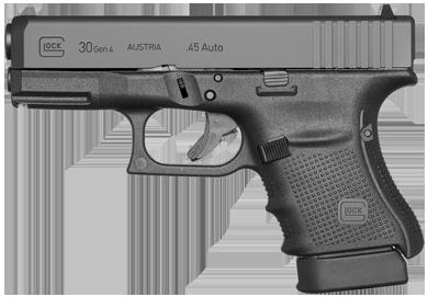 Kurzwaffe Pistole Glock 30 Gen 4 Waffenstube Thalkirchen München Bayern Deutschland