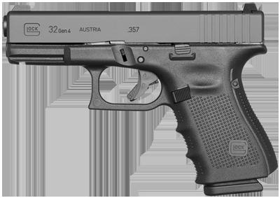 Kurzwaffe Pistole Glock 32 Gen 4 Waffenstube Thalkirchen München Bayern Deutschland