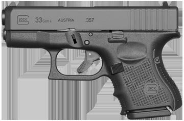 Kurzwaffe Pistole Glock 33 Gen 4 Waffenstube Thalkirchen München Bayern Deutschland