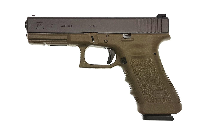 Glock 17 Gen 3 oliv Waffenstube Thalkirchen München Bayern Deutschland