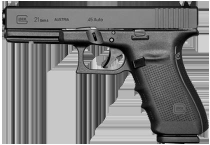 Kurzwaffe Pistole Glock 21 Gen 4 Waffenstube Thalkirchen München Bayern Deutschland