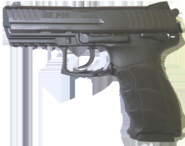 Kurzwaffe Pistole Heckler & Koch P30 S V3 Waffenstube Thalkirchen München Bayern Deutschland