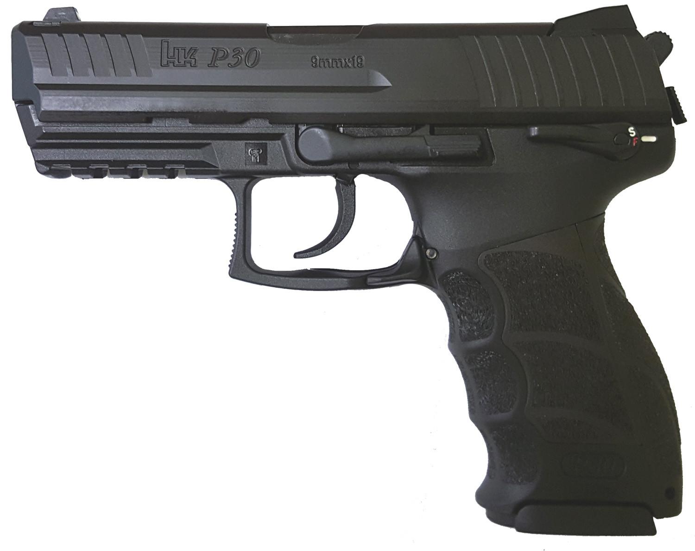 Pistole Heckler & Koch P30 V3 Waffenstube Thalkirchen München Bayern Deutschland