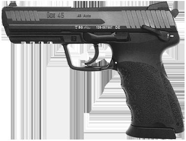 Kurzwaffe Pistole Heckler & Koch 45 ACP Waffenstube Thalkirchen München Bayern Deutschland