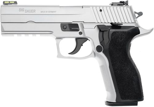 Kurzwaffe Pistole Sig Sauer LDC Silver 9mm Luger Waffenstube Thalkirchen München Bayern Deutschland