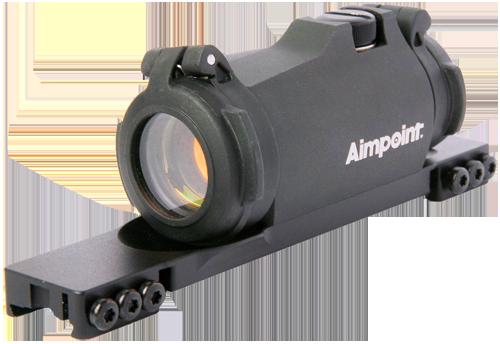 Reflexvisier Leuchtpunktvisier Aimpoint Micro H2 2MOA mit Tikka T3 Montage Waffenstube Thalkirchen München Bayern Deutschland