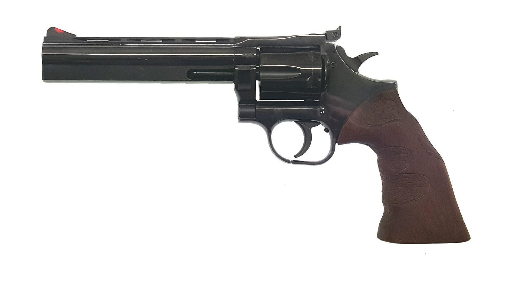 Gebrauchter Revolver Dan Wesson .357 Mag. Waffenstube Thalkirchen München Bayern Deutschland