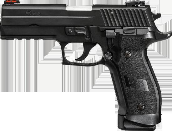 Kurzwaffe Pistole Sig Sauer Traditional Match Elite Stainless 9 mm Luger Waffenstube Thalkirchen München Bayern Deutschland