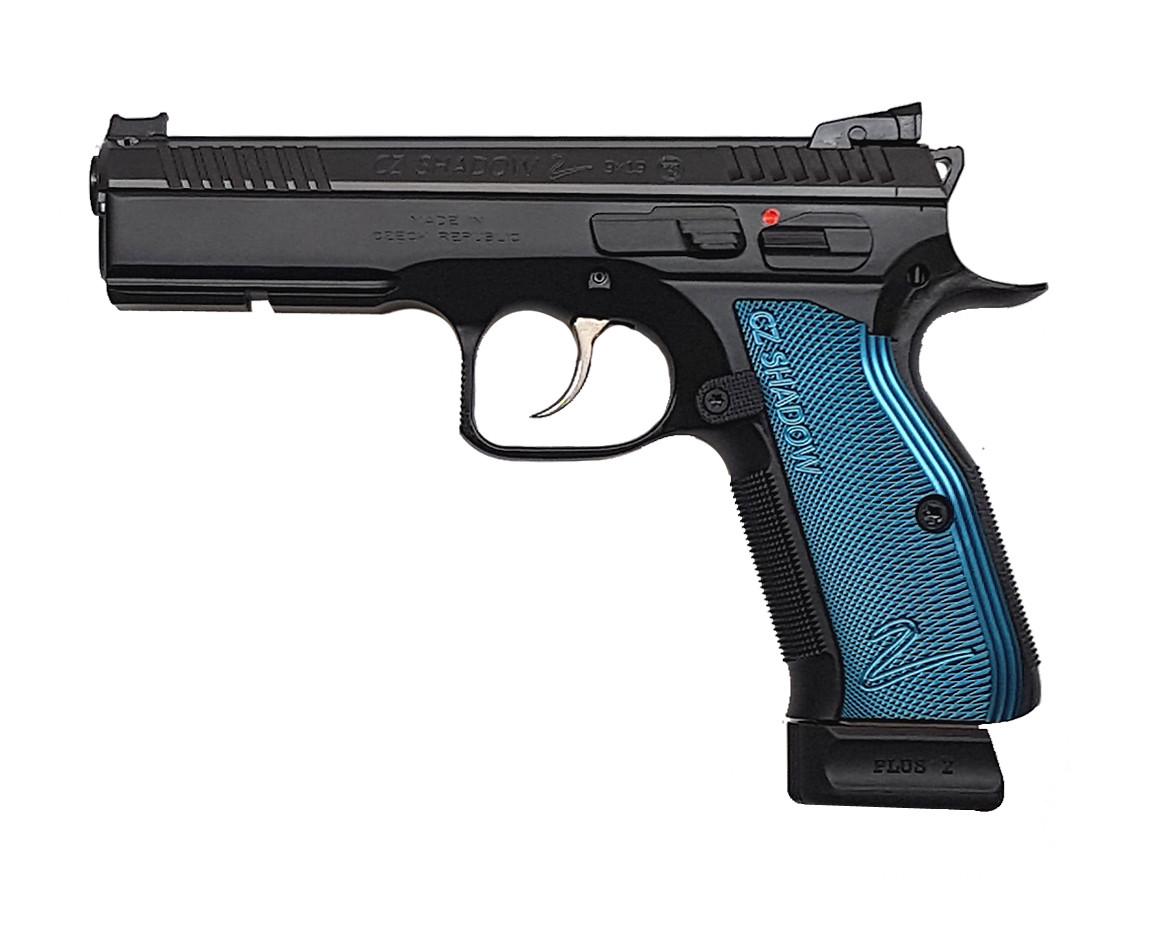 Pistole CZ 75 SP-01 Shadow II Waffenstube Thalkirchen München Bayern Deutschland