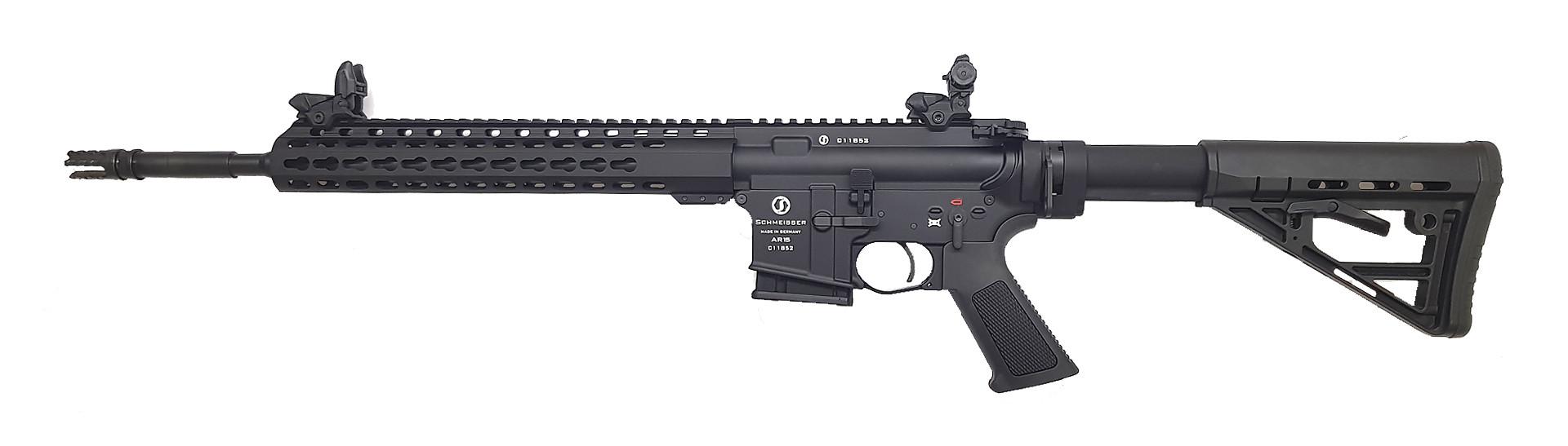 Selbstladebüchse Schmeisser AR15-M5F 16,75 Lauflänge .223 Rem. Waffenstube Thalkirchen München Bayern Deutschland