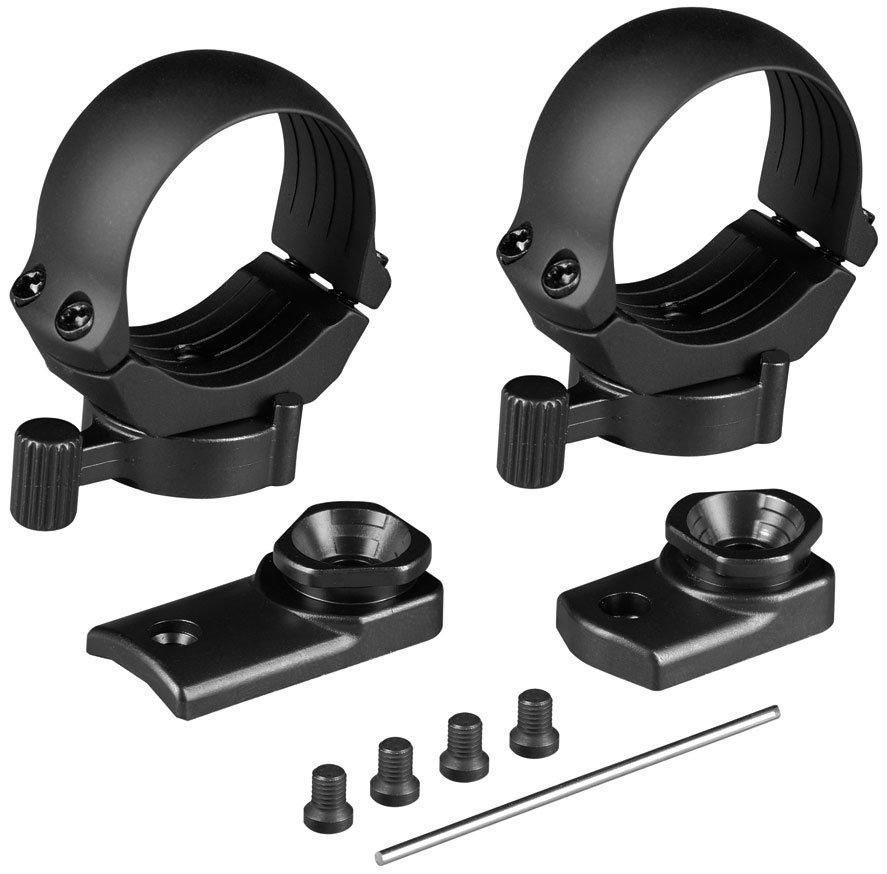 Mauser Hexa-Lock Montage 30 mm Ringe Waffenstube Thalkirchen München Bayern Deutschland