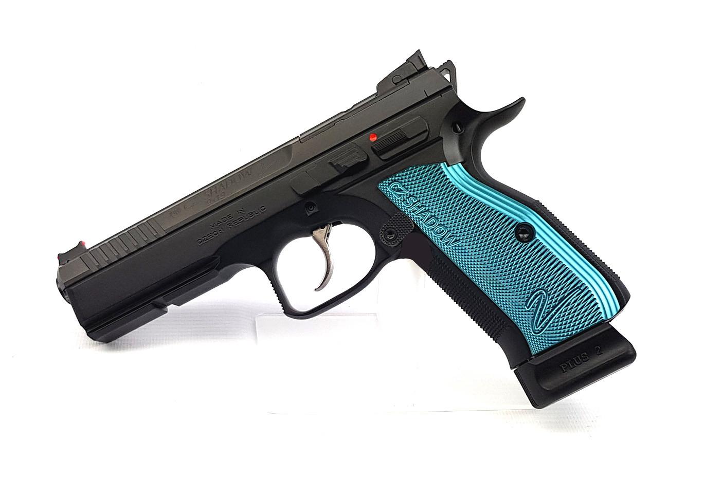 Pistole CZ SHADOW 2 OR (Optics Ready) 9 mm Luger Waffenstube Thalkirchen München Bayern Deutschland