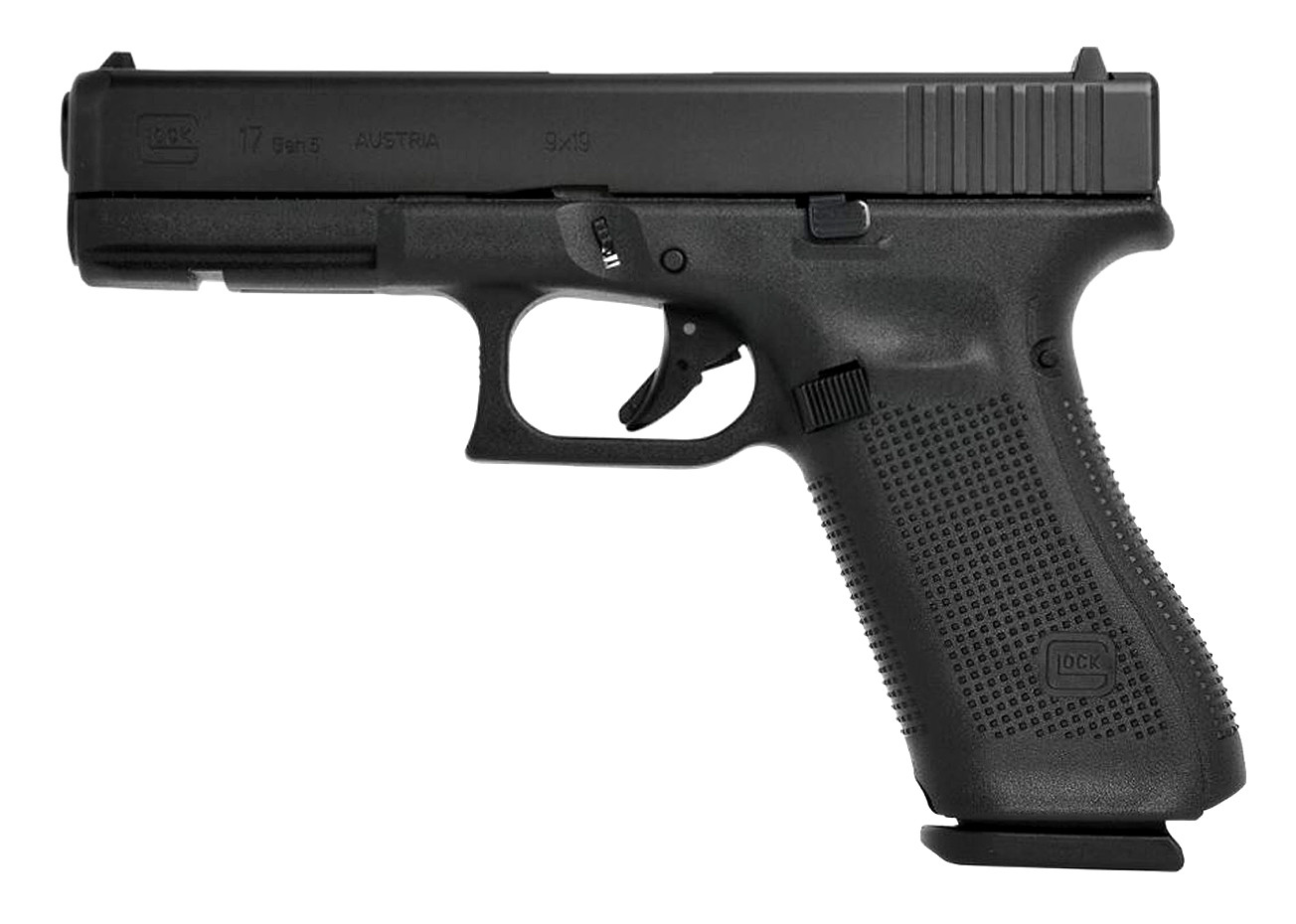 Pistole Glock 17 Gen. 5 9 mm Luger Waffenstube Thalkirchen München Bayern Deutschland