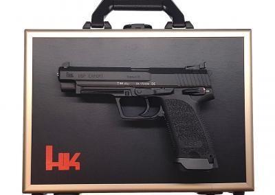 H&K Expert V1 Koffer links