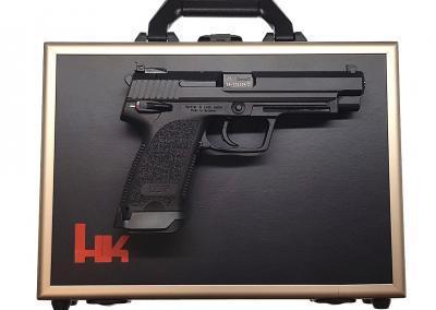 H&K Expert V1 Koffer rechts